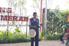 Anies: Kampung Tanah Merah jadi contoh solusi pemenuhan hak dasar DKI